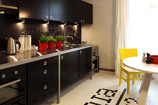 Weekendowy apartament w kamienicy 100m2, Poznań