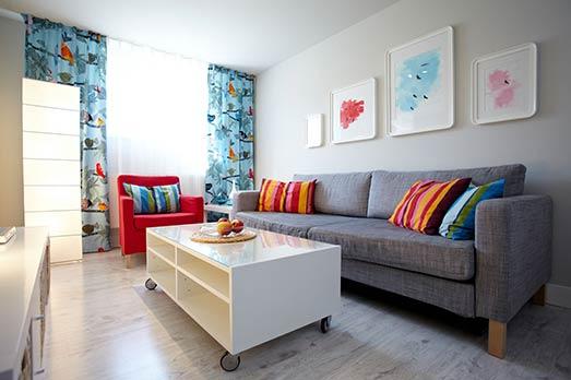 Mieszkanie w suterenie 65m2, Luboń